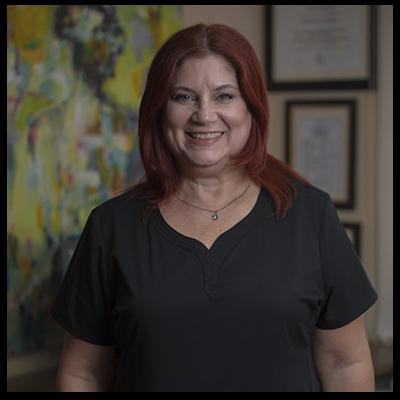 Alma Montes - Oficinista Clínico 1